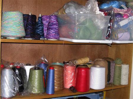 coned-yarns