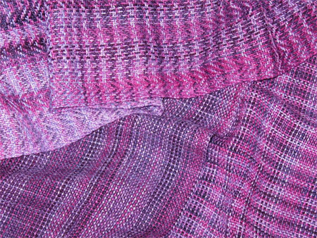Handwoven bamboo cotton scarves