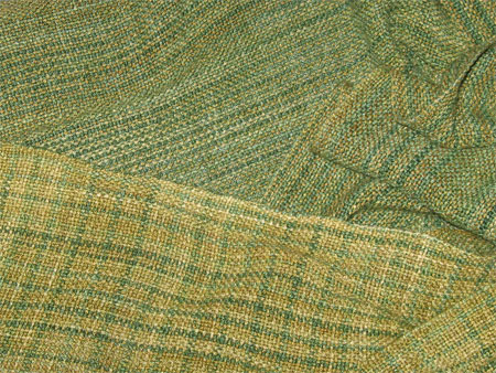 handwoven bamboo cotton scarves - Olive Oil