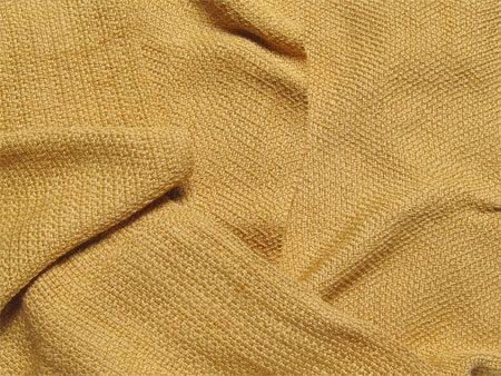 honey handwoven bamboo scarves