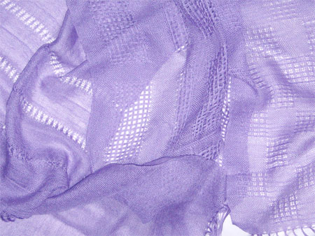 handwoven cashmere silk scarves