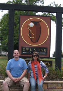 Owl's Eye Winery