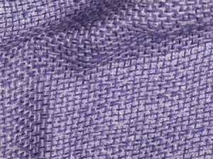 handwoven cashmere silk scarves in light and dark purple