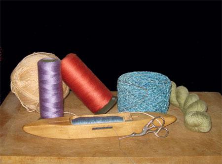 weaving still life