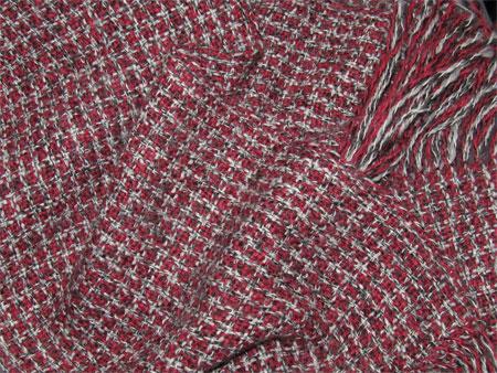 handwoven alpaca scarves