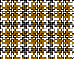 organic cotton houndstooth