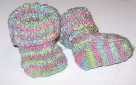 North Country Cotton Baby Socks Pattern Sewing Patterns For Baby