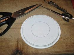 button circle