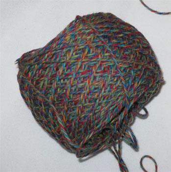 confetti yarn