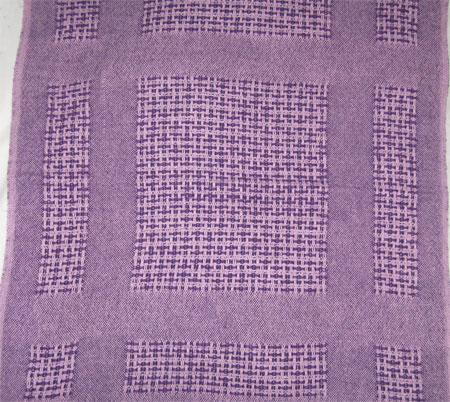 2 purples napkin
