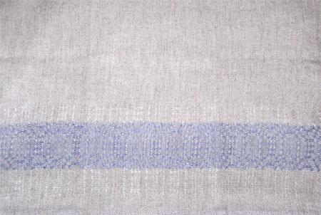 flax & rayon napkin