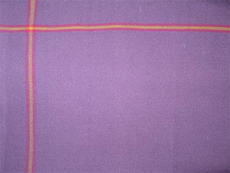 purple plain weave napkin
