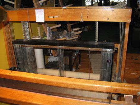 naked Macomber loom