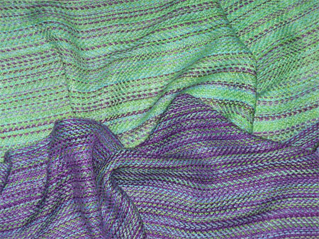 Gems bamboo cotton handwoven scarves