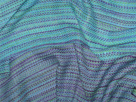 Gems bamboo cotton handwoven scarves 2