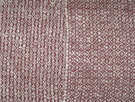 handwoven scarf diamonds, front & back