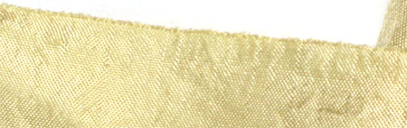 gold silk selvedge halo
