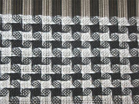 pinwheel scarves on the Varpa 2