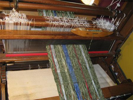 counterbalance weaving