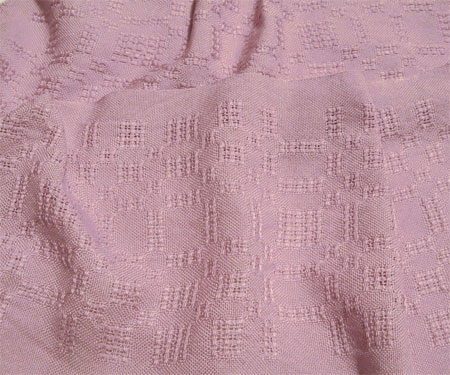 handwoven scarves, silk cotton, lilac