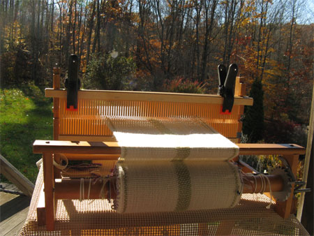 porch weaving 2