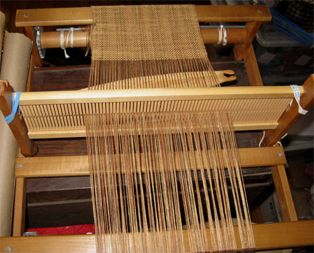 rigid heddle loom, 1-1-13