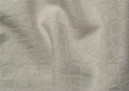 handwoven scarf - rayon & cotton drall