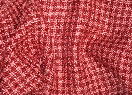handwoven 4H pinwheel scarves