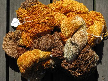 cappucino yarn