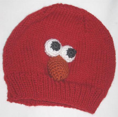 Elmo hat #2