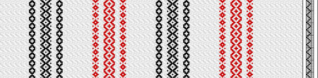white weft, point twill draft