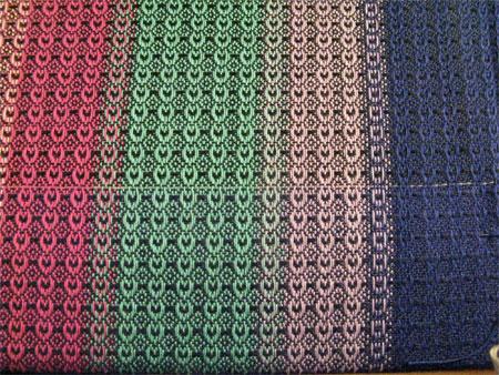 J & C's wraps on the loom