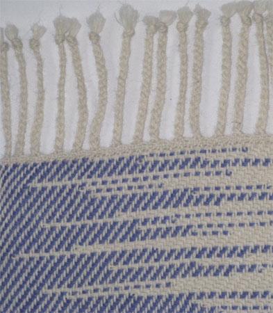 alpaca scarf fringe
