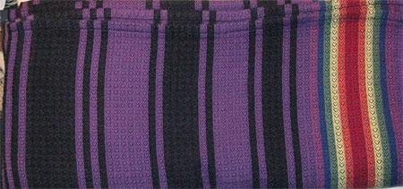NS wrap, flat