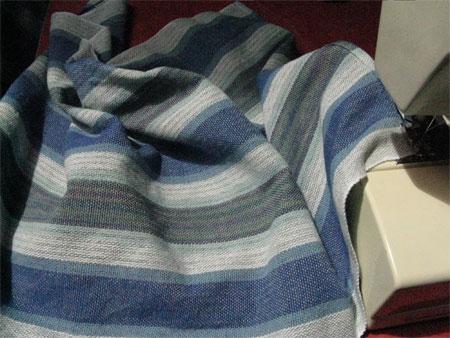 April handwoven towels