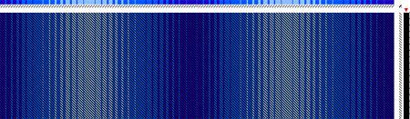 4H color blend shawl 2