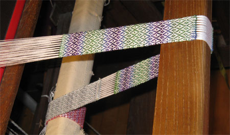 bookmarks on the loom