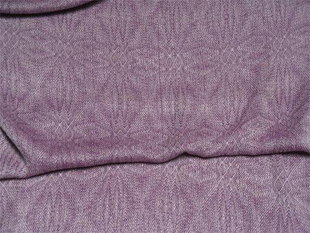 red-violet closeup