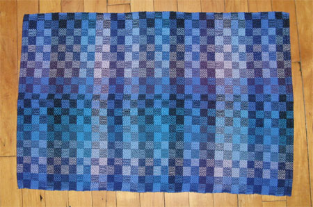 blue towels-blocks