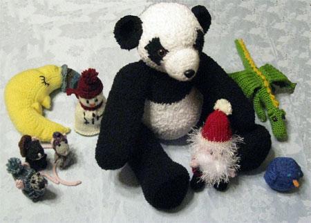 9 toys