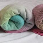 JS & LYY's wraps, rolled