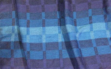 taquete rayon  shawl-single weft