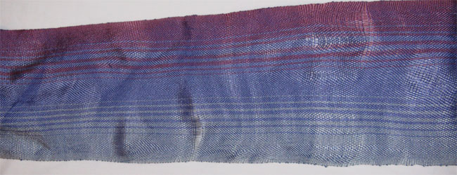 section 1 of wavy weaving