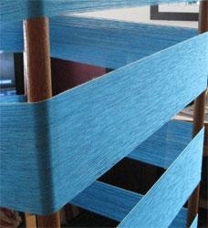 bleu moyen warp