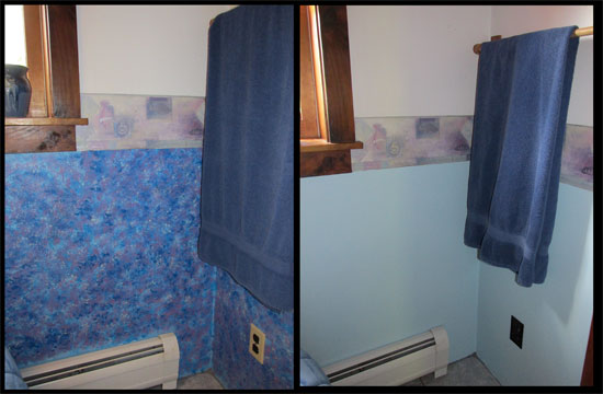 bathroom comparison