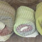 3 earthy wraps