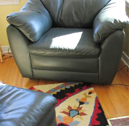 chair repair, far