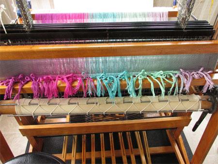 R & R's wraps, threaded