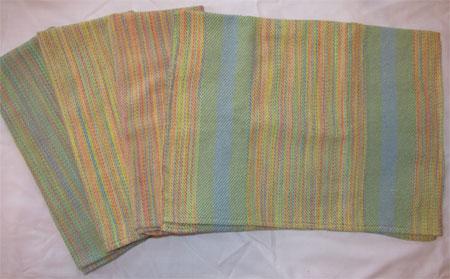 springtime towels