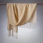 eggshell lace shawl